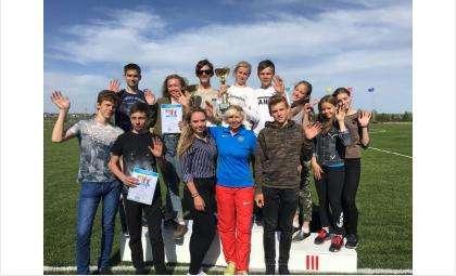 Подготовили легкоатлетов Дьяконова Ольга Николаевна и Рак Татьяна Евгеньевна