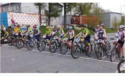 Международный день защиты детей у велосипедистов