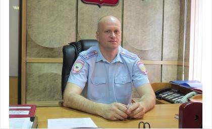 Владимир Соколов почти месяц возглавляет отдел МВД Бердска
