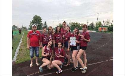 Сборная команда Искитима стала бронзовым призером