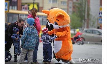 Инклюзивный праздник для особенных детей!