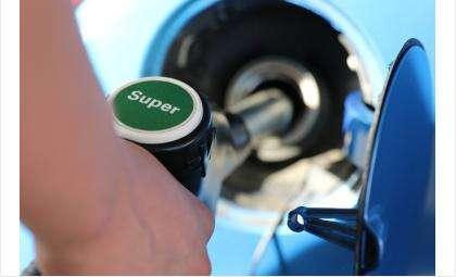 В Новосибирской области бензин вырос в цене на 1,2% за неделю
