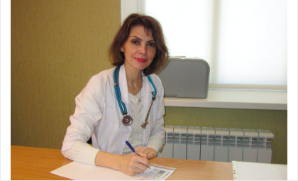 Врач-пульмонолог Призенко Татьяна Владимировна