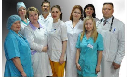Сотрудники ООО НКЦ ОиН«Биотерапия» - опытные доктора