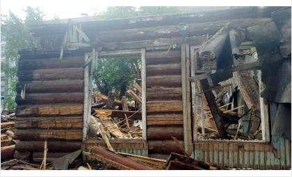 Аварийные дома пойдут под снос