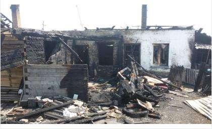 Тела погибших нашли уже после локализации пожара
