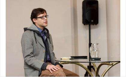 Алексей Кожемякин - кинокритик, член Союза кинематографистов РФ