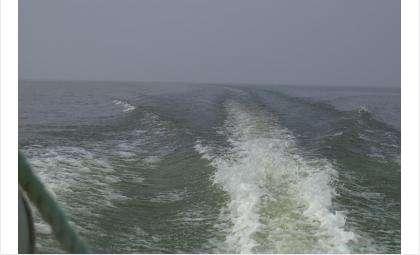 Происшествие случилось в Обском море