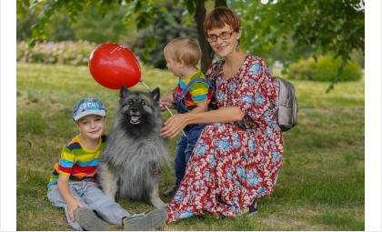 Благотворительная фотосессия с собаками для приюта «Надежда»