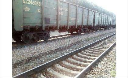 На ст. Береговая 20-летний юноша погиб под грузовым поездом