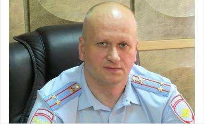 Владимир Васильевич Соколов, начальник отдела МВД России по г. Бердску