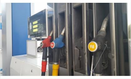 Цены на бензин перестали расти летом