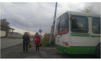 Ребёнок ехал на автобусе №6 в Новосибирске