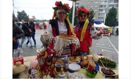 Галина Лесунова все блюда приготовила своими руками
