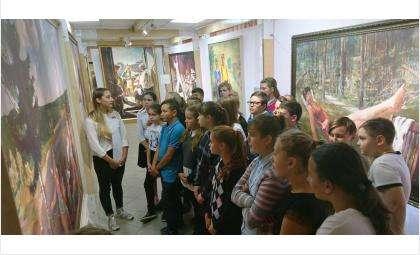 Более восьмисот бердчан уже посетили выставку