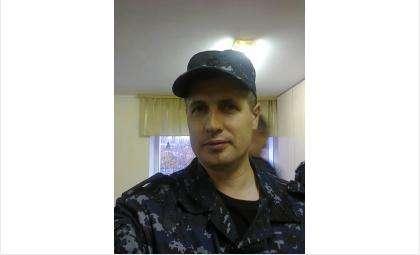 Погиб капитан полиции Виталий Задорожный