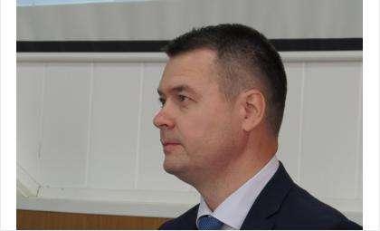 И. о. главы Бердска Владимир Захаров доложил о ситуации в КБУ