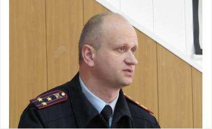 Полковник Владимир Соколов - за увеличение штата участковых