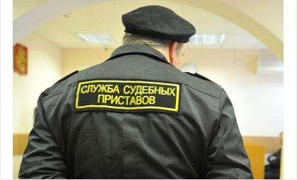 Мать алиментщика пыталась «стриптизом» остановить приставов в Советском районе