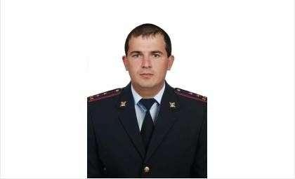 Старший участковый уполномоченный полиции Игорь Алексеевич Уваров