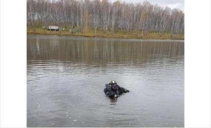 Утонувшего искали спасатели-водолазы