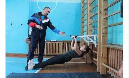 Центр тестирования ГТО Бердска принял нормативы у детей из Академгородка