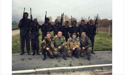 Курсанты ВПК «Единство» из Бердска сражались за краповые береты