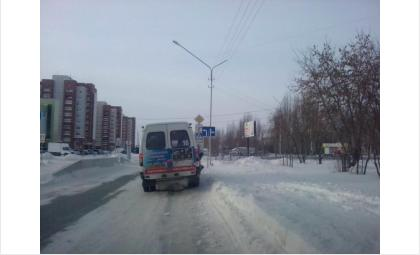 Зима в Бердске не за горами
