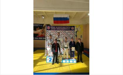 1 место - Скакунов Антип
