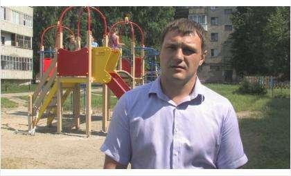 Павел Ладышкин, замглавы администрации Советского района