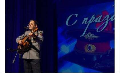 Полицию Бердска поздравляют с профессиональным праздником