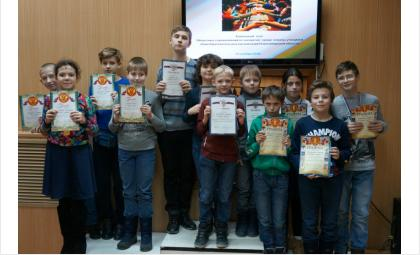 Команда лицея №7 – победитель шахматного турнира в Бердске