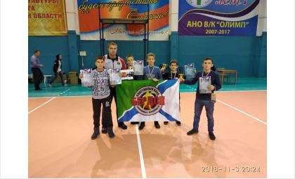 Бердские бойцы достойно выступили на соревнованиях в Куйбышеве