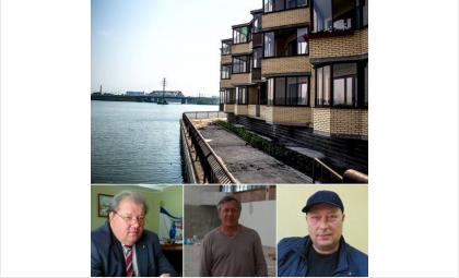 Александр Кожин, Владимир Дыненков и Сергей Оленич