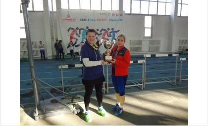 Бадминтонисты из Бердска оставили победный след на «Кубке Локомотива» в Барнауле