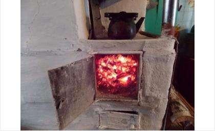 Печное отопление требует осторожности