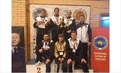 42 медали завоевал бердский клуб «Астэк»