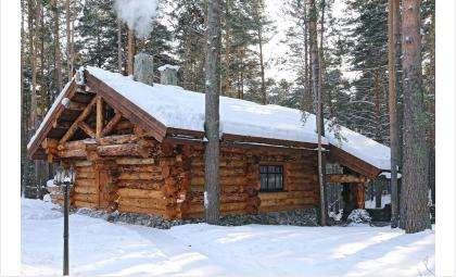 Кедровая мыльня и финская сауна в курорт-отеле «Сосновка» приглашают!