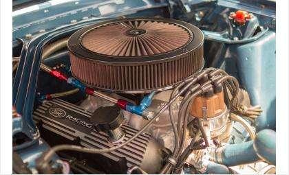 Двигатель был накрыт несертифицированным материалом
