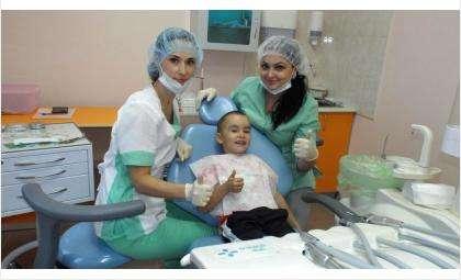 Молочные зубки требуют профессионального ухода