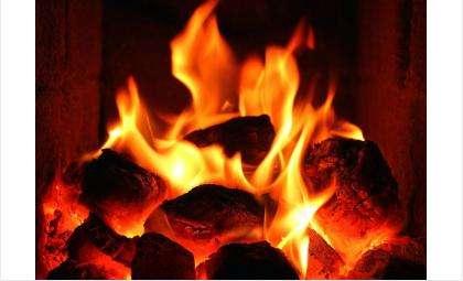 Причина пожара - неправильное устройство печной трубы