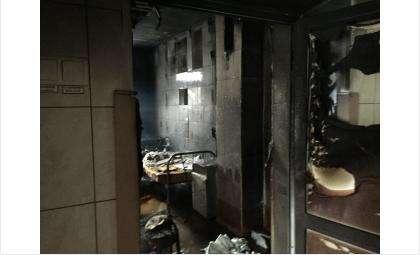 В Новосибирске во время пожара в больнице погиб онкобольной пациент