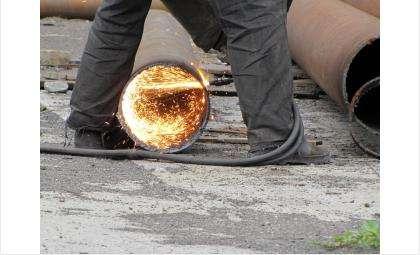 Теплоизоляцию воруют с теплотрасс в Бердске. Город несет теплопотери