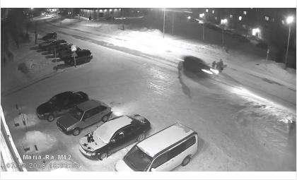В Линёво водитель сбил 4-летнюю девочку и попытался скрыться
