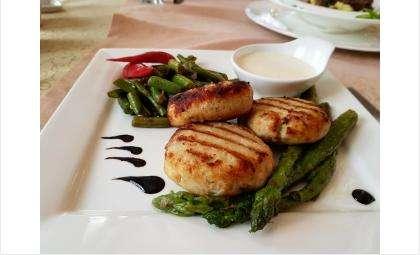 Приглашаем на вкусные обеды и бизнес-ланчи в ресторан «Эдем» в Бердске