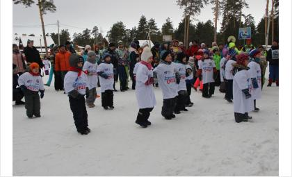 Бердчане отметили Всемирный день снега