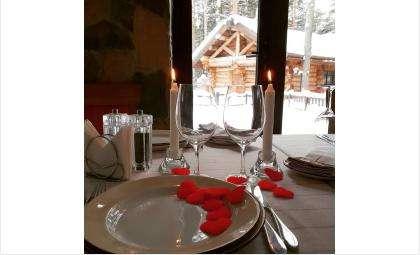Приглашаем на романтические вечера в курорт-отель «Сосновка»!