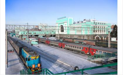 Вокзалу Новосибирск-Главный исполнилось 80 лет
