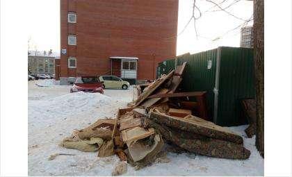 Свалок мусора в Бердске быть не должно