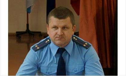 Сивак Роман Андреевич, прокурор Бердска